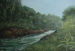 Obras de arte: America : Panam� : Panama-region : BellaVista : Toba y Escorrentia