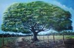 Obras de arte: America : Panamá : Panama-region : BellaVista : La prision del Guachapali