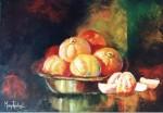 Obras de arte: America : Colombia : Santander_colombia : Bucaramanga : Mandarinas