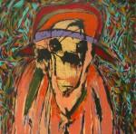 Obras de arte: America : Colombia : Quindio : Armenia-ciudad : A Cortar Maleza