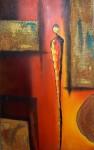 Obras de arte: America : Colombia : Santander_colombia : Bucaramanga : Ausencias