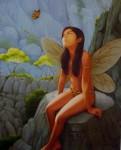 Obras de arte: America : Perú : Piura : Piura-ciudad : Hada Incaica