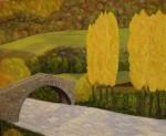 Obras de arte: Europa : España : Catalunya_Barcelona : Santpedor : Puente medieval, Canfranc