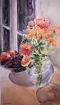 Obras de arte: Europa : Francia : Ile-de-France : PARIS : Mandarines et renoncules
