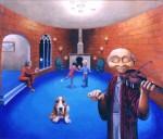 Obras de arte: America : Guatemala : Guatemala-region : Guatemala-ciudad : CONCIERTO PARA LOS NIETOS