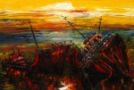 Obras de arte: America : Argentina : Cordoba : Cordoba_ciudad : Los hundidos