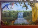 Obras de arte: America : Colombia : Sucre : sincelejo : PAISAJE SABANERO