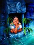 Obras de arte: America : México : Veracruz-Llave : Xalapa : Orgullosa dignidad, Serie