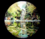 Obras de arte: America : Argentina : Buenos_Aires : Ciudad_de_Buenos_Aires : Espiando a la Primavera