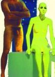 Obras de arte: Europa : España : La_Rioja : Logroño : Mi musa y yo