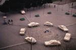 Obras de arte: Europa : España : La_Rioja : Logroño : El ovillo de Ariadna en la época de los dinosaurios II