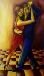 Obras de arte: America : Argentina : Buenos_Aires : Quilmes : Tango