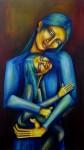 Obras de arte: America : Argentina : Buenos_Aires : Quilmes : Madre e Hija