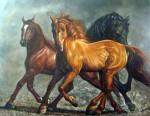 Obras de arte: America : Rep_Dominicana : Distrito_Nacional : santo_domingo_este_almarosa1 : salvajes