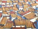 Obras de arte: Europa : España : Islas_Baleares : palma_de_mallorca : Tejados