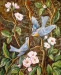 Obras de arte: America : Venezuela : Miranda : Caracas_ciudad : Azulejos