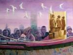 Obras de arte: Europa : España : Murcia : Lorca : ¿A DÓNDE?