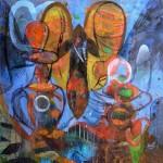Obras de arte: Europa : España : Catalunya_Barcelona : BCN : HYBRID-PHYLACTERIUM