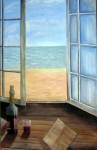 Obras de arte: Europa : Espa�a : Catalunya_Tarragona : Valls : ventana