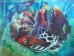 Obras de arte: America : Rep_Dominicana : Maria_Trinidad-Sanchez : El_Caribe : Especies