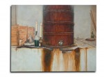 Obras de arte: Europa : España : Comunidad_Valenciana_Alicante : VILLENA : Donde almacenaban el aceite