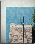 Obras de arte: Europa : España : Comunidad_Valenciana_Alicante : VILLENA : La pila de piedra