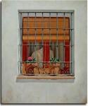 Obras de arte: Europa : España : Comunidad_Valenciana_Alicante : VILLENA : La ventana 2