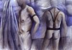 Obras de arte: Europa : Italia : Toscana : livorno : Hombres