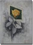 Obras de arte: Europa : España : Comunidad_Valenciana_Alicante : VILLENA : Flor amarilla