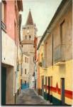 Obras de arte: Europa : España : Comunidad_Valenciana_Alicante : VILLENA : Calle Palomar