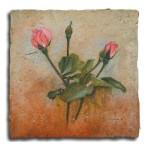 Obras de arte: Europa : España : Comunidad_Valenciana_Alicante : VILLENA : Rosas rojas