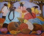 Obras de arte: Europa : España : Catalunya_Girona : Figueres : Mercat de flors
