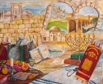 Obras de arte: Asia : Israel : Southern-Israel : beersheva : ba midbar...(en el desierto)
