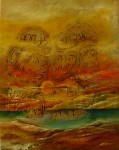 Obras de arte: Asia : Israel : Southern-Israel : beersheva : lujor shburim
