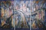 Obras de arte: America : Argentina : Buenos_Aires : Haedo : ENERGIA URBANA