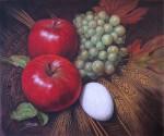 Obras de arte: Europa : España : Comunidad_Valenciana_Castellón : Soneja : Bodegón con huevo