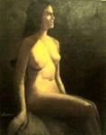 Obras de arte: America : Venezuela : Miranda : Caracas_ciudad : Desnudo 02