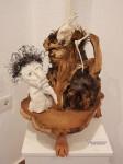 Obras de arte: Europa : España : Andalucía_Jaén : Martos : Las locuras de Don Quijote