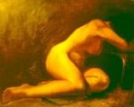 Obras de arte: America : Venezuela : Miranda : Caracas_ciudad : Desnudo 01