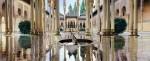 Obras de arte: Europa : España : Andalucía_Sevilla : sevilla : # 1339 - Patio de los Leones. La Alhambra. GRANADA.