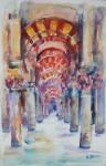 Obras de arte: Europa : España : Andalucía_Málaga : Torre_del_Mar : Mezquita de Cordoba