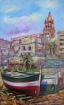 Obras de arte: Europa : España : Andalucía_Málaga : Torre_del_Mar : Palamos. Costa Brava.