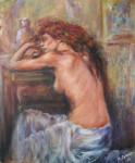 Obras de arte: Europa : España : Andalucía_Málaga : Torre_del_Mar : Desnudo.