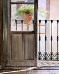 Obras de arte: Europa : España : Andalucía_Sevilla : sevilla : # 743 -  El Balcón de Bahillo. SEVILLA.