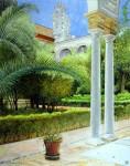 Obras de arte: Europa : España : Andalucía_Sevilla : sevilla : # 1444 - La Espadaña. Real Mº de San Clemente. SEVILLA