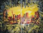 Obras de arte: America : Argentina : Buenos_Aires : Haedo : CALOR URBANO