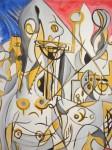 Obras de arte: America : Chile : Valparaiso : viña_del_mar : DIALOGO OLVIDADO