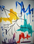 Obras de arte: America : Chile : Valparaiso : viña_del_mar : DESHABITANTE I