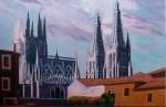 Obras de arte: Europa : España : Castilla_y_León_Burgos : burgos : Catedral de Burgos