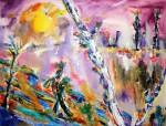 Obras de arte: America : Chile : Valparaiso : viña_del_mar : SEMBRADOR I